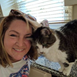 Carolyn the Cat Sitter
